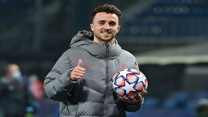 Jadwal Live Streaming Liga Inggris Pekan ke-8, Manchester City vs Liverpool, Optimisme Diogo Jota