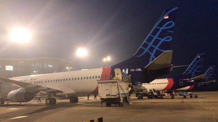 38 Penerbangan Rute DPS-CGK PP di Bandara Ngurah Rai Bali Berjalan Normal