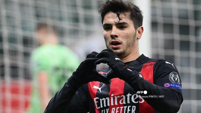 Tumbuh Positif Bersama AC Milan, Real Madrid Tak Sabar Sambut Kembalinya Brahim Diaz