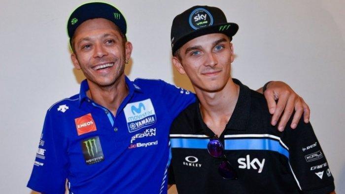 Bos Avintia Racing Ungkap Usaha Valentino Rossi Bawa Adiknya Naik ke Kelas MotoGP